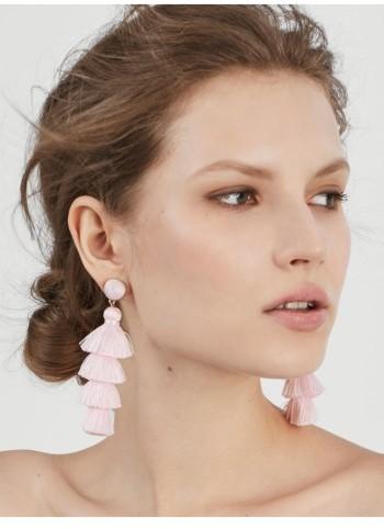 Women's Baublebar Antonella Tassel Fringe Earrings 2