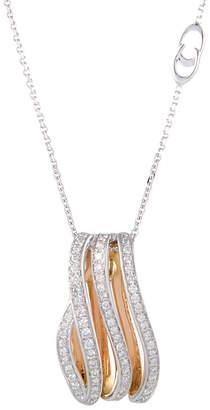 Chimento 18K Two-Tone 0.34 Ct. Tw. Diamond Necklace