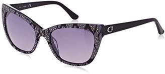 GUESS Women's GU7438 Sunglasses