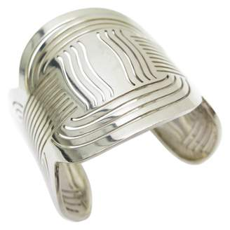 Salvatore Ferragamo Silver bracelet