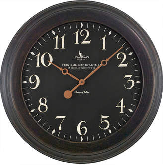 Co Firstime & Firstime & Firstime and Onyx Wall Clock
