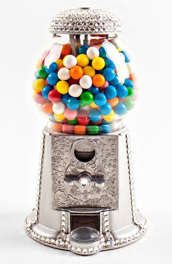 Swarovski Glitzy Bella 'Junior' Crystal Gumball Machine