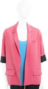 Alexander Wang Cut Out Jacket - Hot Pink