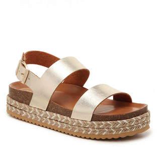 Aldo Ruryan Espadrille Platform Sandal - Women's