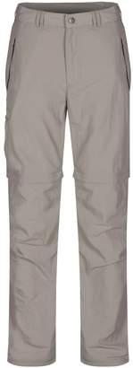 Regatta Great Outdoors Mens Leesville Zip Off Trousers (36R)