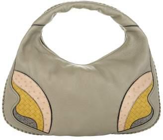 Bottega Veneta Intrecciato Patch Hobo Bag