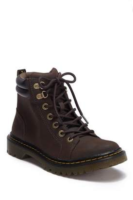Dr. Martens Faora Leather Lace Up Boot