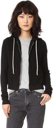 Rick Owens DRKSHDW Hoodie Sweatshirt $595 thestylecure.com