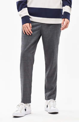 PacSun Slim Taper Gray Trouser Pants