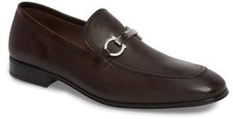 Salvatore Ferragamo Borges Apron Toe Loafer