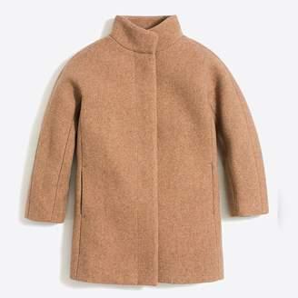 J.Crew Girls' mini city coat