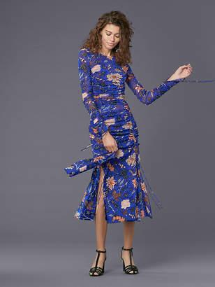 Diane von Furstenberg Canton Mesh Dress