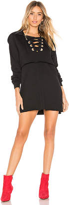 Lovers + Friends Sandie Sweatshirt Dress