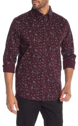 Ben Sherman Paisley Print Shirt