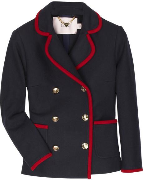 Luella Winston wool-blend blazer
