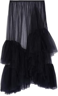 Enfold Tiered ruffle tulle skirt