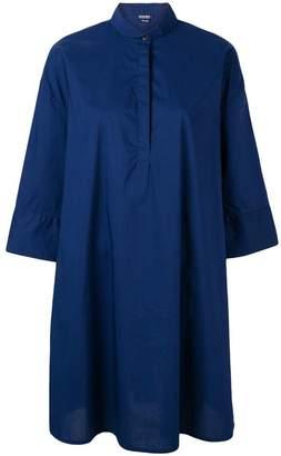Woolrich A-line shirt dress