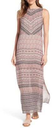 Women's Nic+Zoe Summer Solstice Maxi Dress $188 thestylecure.com
