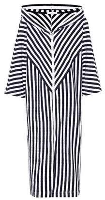 Araks Margot striped cotton jacket
