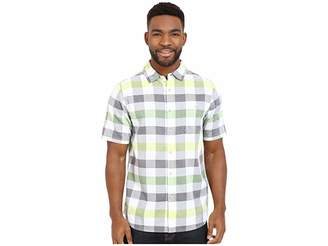 The North Face Short Sleeve Send Train Shirt Men's Short Sleeve Button Up