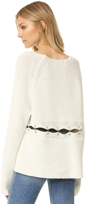 Wildfox Tavin Sweater $218 thestylecure.com
