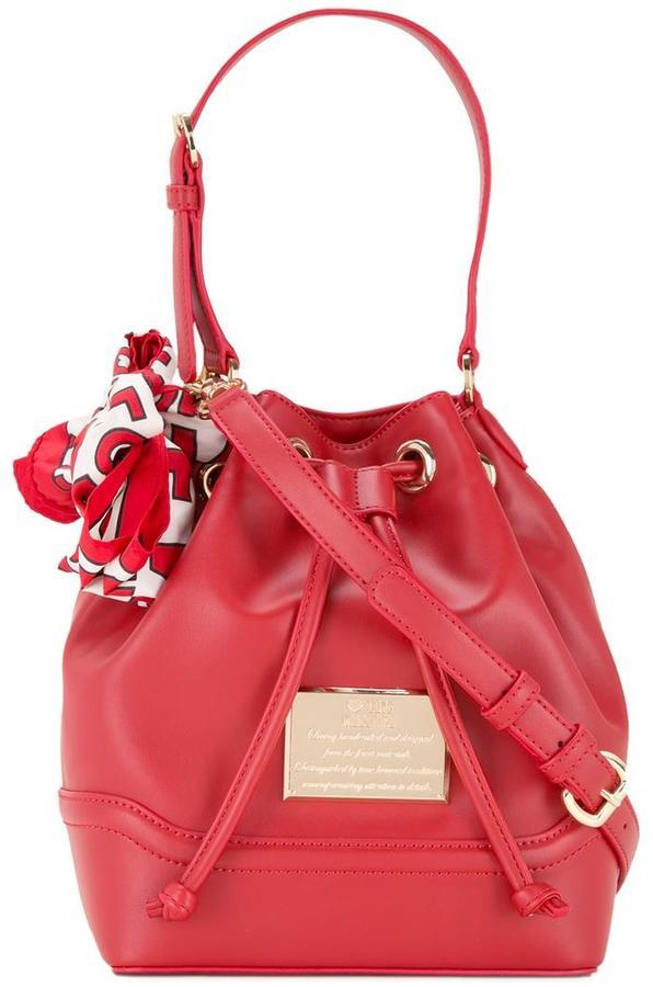 Love MoschinoLove Moschino bucket shoulder bag