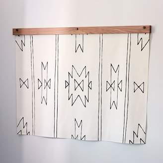west elm Little Korboose Cotton Tapestry - New Mexico