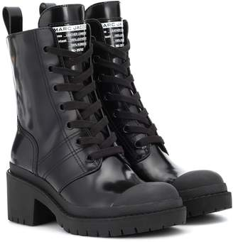 Marc Jacobs Bristol leather ankle boots
