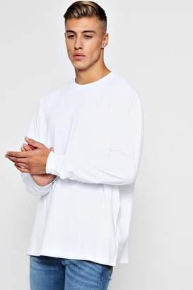 Oversized Long Sleeve T-Shirt
