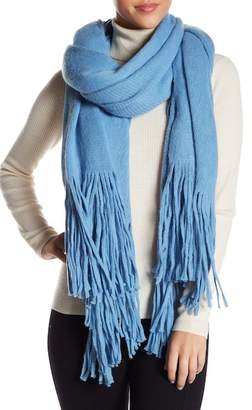 Urban Outfitters Kolby Brushed Fringe Scarf