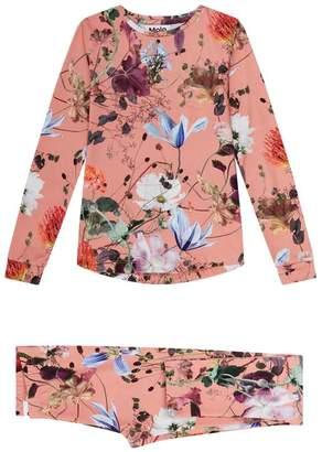 Molo Flowers Of The World Pyjama Set