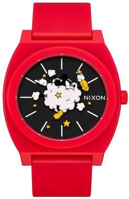 Nixon x Disney Time Teller Japanese Miyota Watch, 40mm