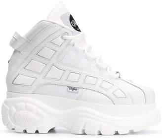 2cf56faff81 Buffalo David Bitton Hi-top platform sneakers