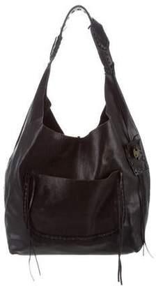 Ralph Lauren Slouchy Leather Hobo