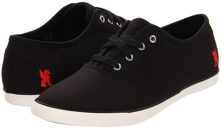 Chrome Dolores (Black) - Footwear