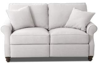 Wayfair Custom Upholstery Doug Reclining Loveseat