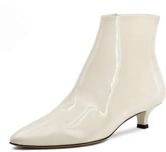 The Row Coco Patent Leather Bootie