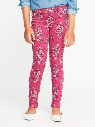Floral-Print Ballerina Jeggings for Girls $29.99 thestylecure.com