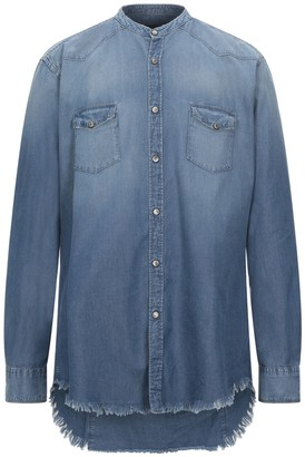 Messagerie Denim shirts - Item 42630838