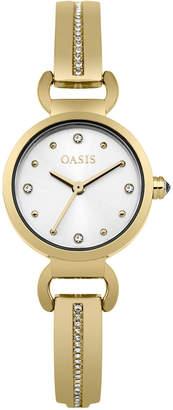 Oasis Bracelet Detail Watch