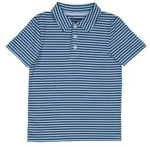 Andy & Evan Little Boy's Striped Polo Shirt