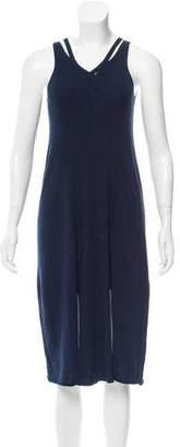 Tess Giberson Sleeveless Midi Dress