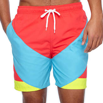 Arizona Pattern Swim Shorts