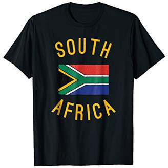 African Pride South Africa Beautiful Country Shirts