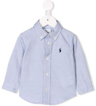 Ralph Lauren Kids button-down shirt