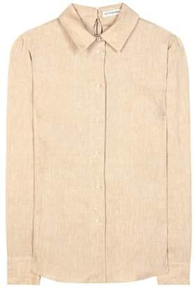 Altuzarra Adams linen shirt