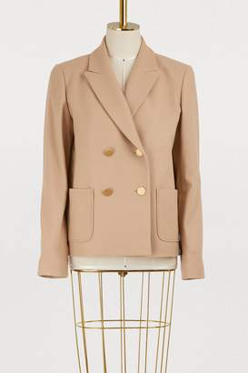 Vanessa Seward Wool Gustave jacket