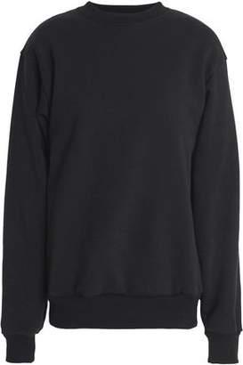 OAK Cotton-jersey Sweatshirt