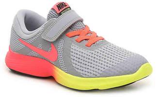 Nike Revolution 4 Fade Toddler & Youth Sneaker - Girl's
