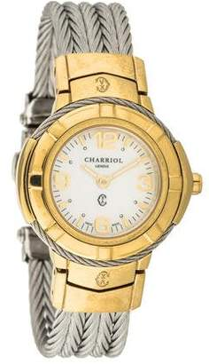 Charriol Celtic Watch